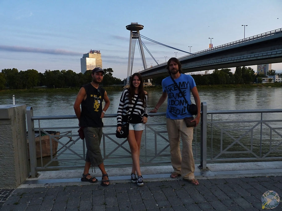 Paseando por Bratislava