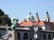 Dragones en Ljubljana