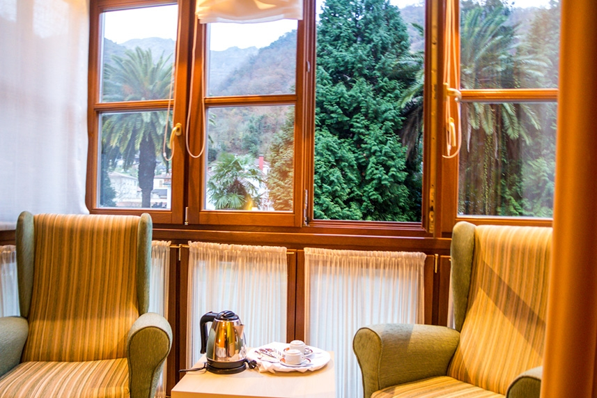 Balcón con vistas, Gran Hotel Rural Cela