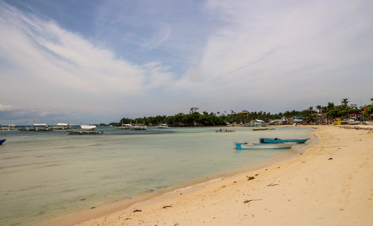 Playas de Malapascua