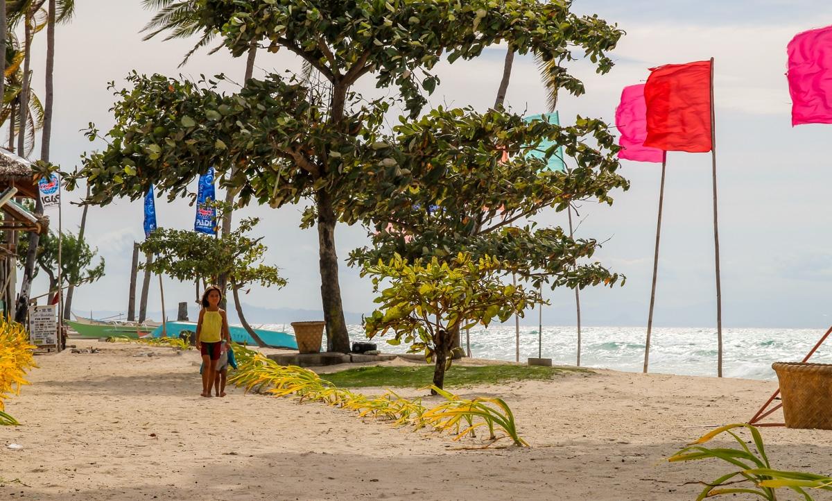 Temporada baja en Malapascua