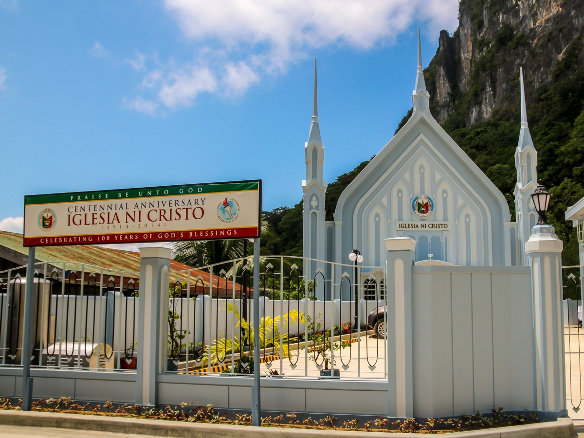 La Iglesia de Ni Cristo