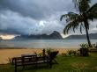 Tarde nublada en Palawan