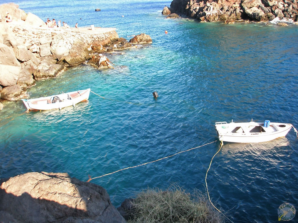 Barquitas por el Egeo