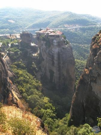 Meteora, con sus monasterios imposibles