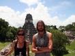 Anna y yo en Tikal