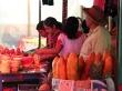 Frutas en el mercado