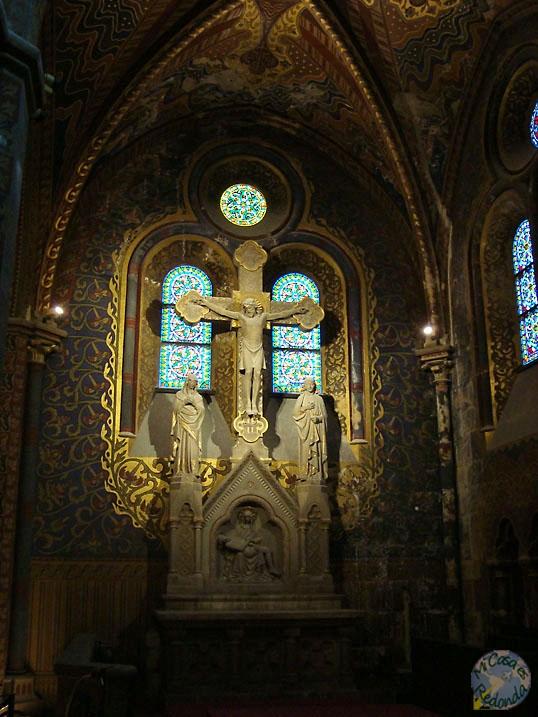 Interior de San Matías