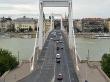 El puente que hay junto a la colina de Gellert