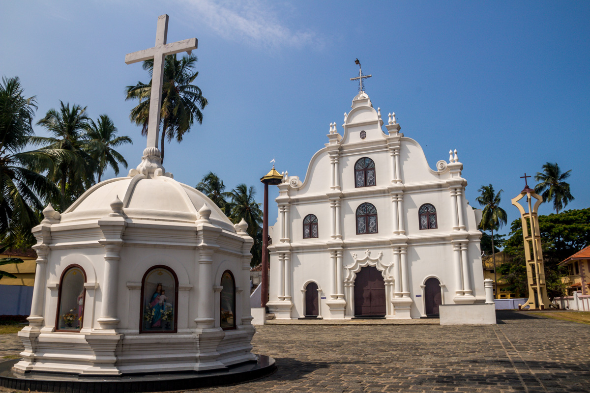 Iglesias en Kerala