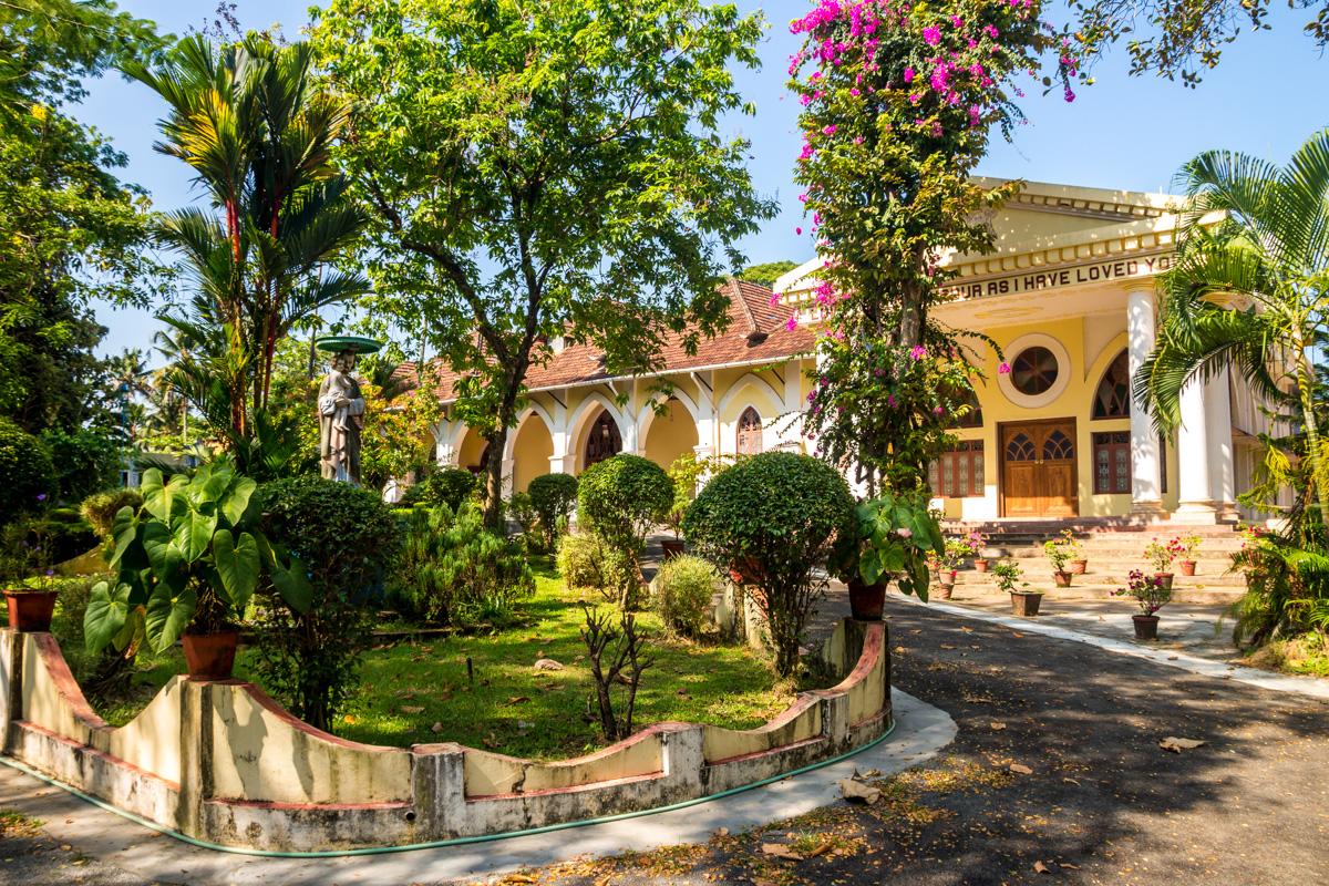 Mansiones en Kochi