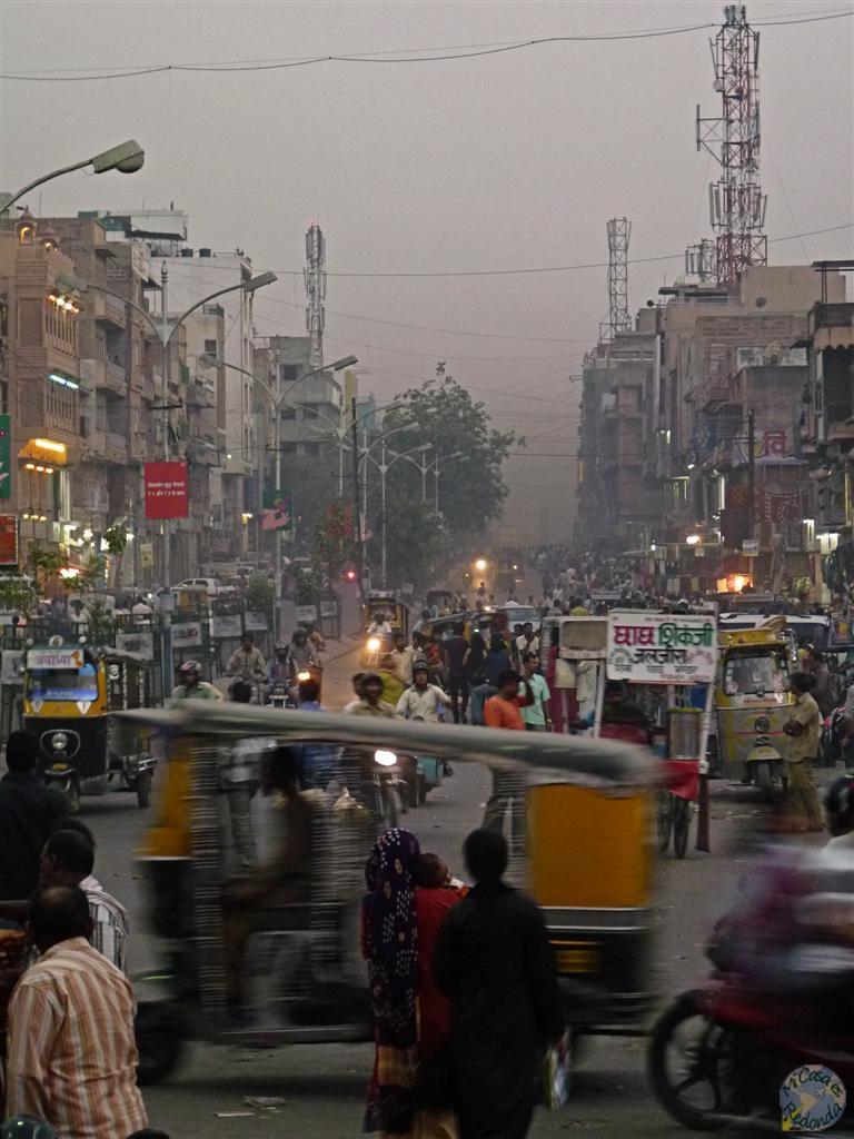 Polución de Jodhpur