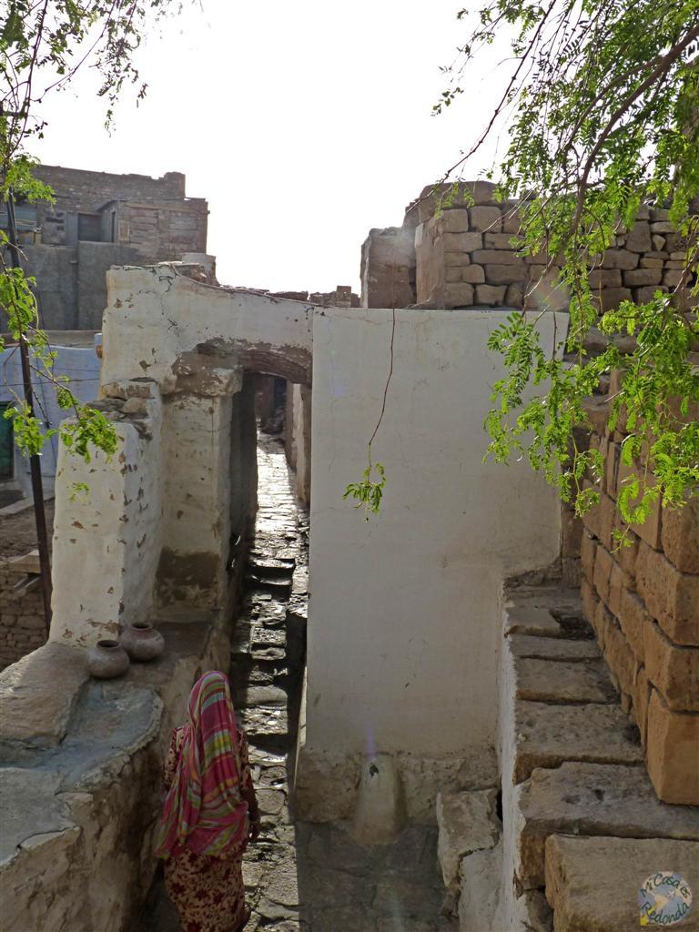 Callejones de Jaisalmer