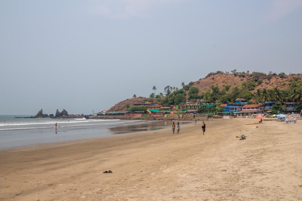 Playa de Arambol, Goa
