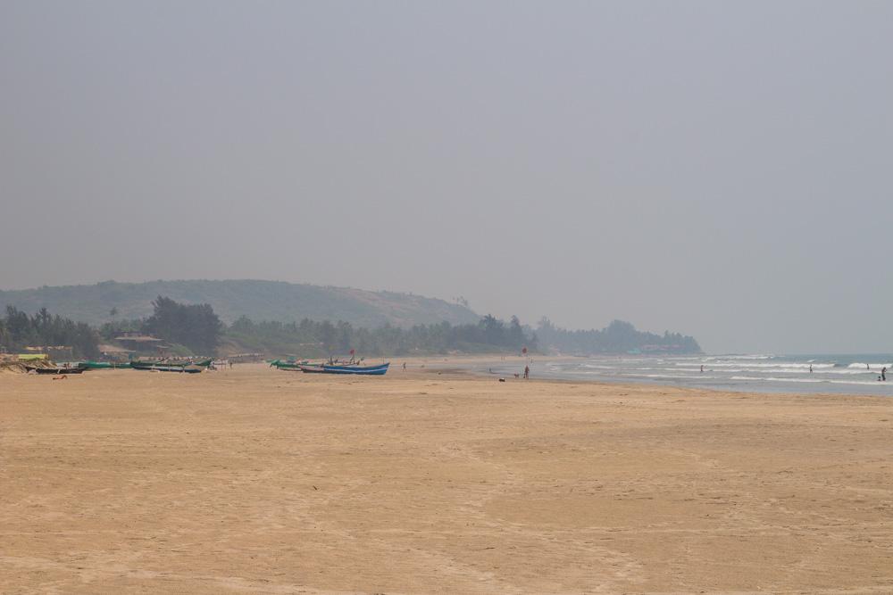 Playa de Mandrem, Goa