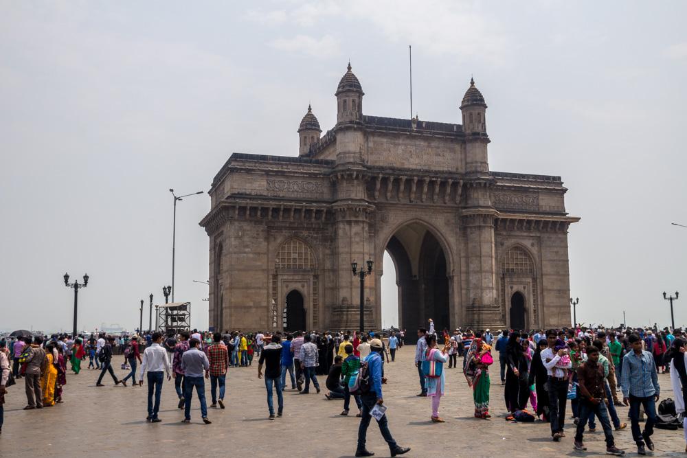 Puerta de India, Mumbai
