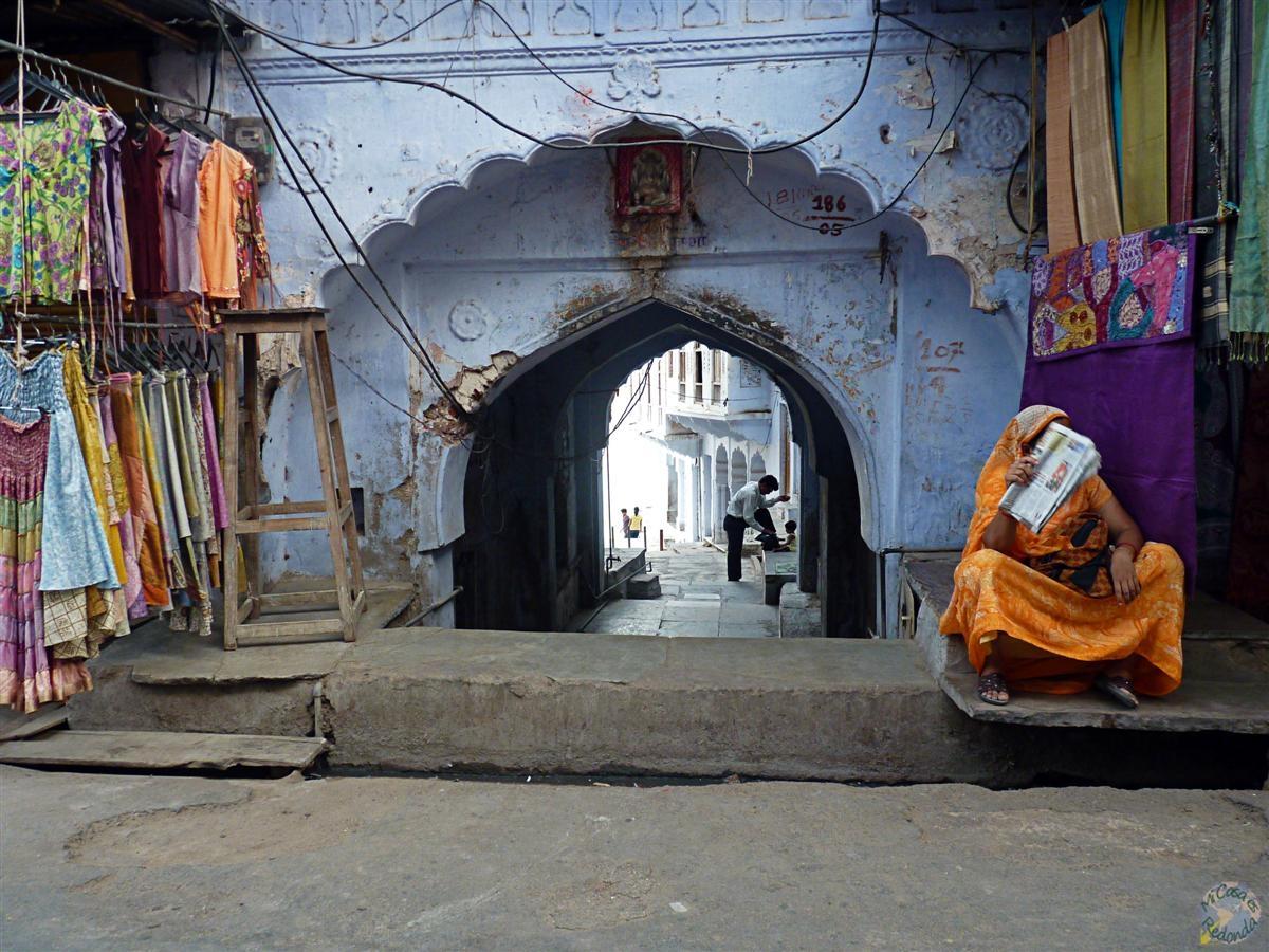 Los colores de Pushkar