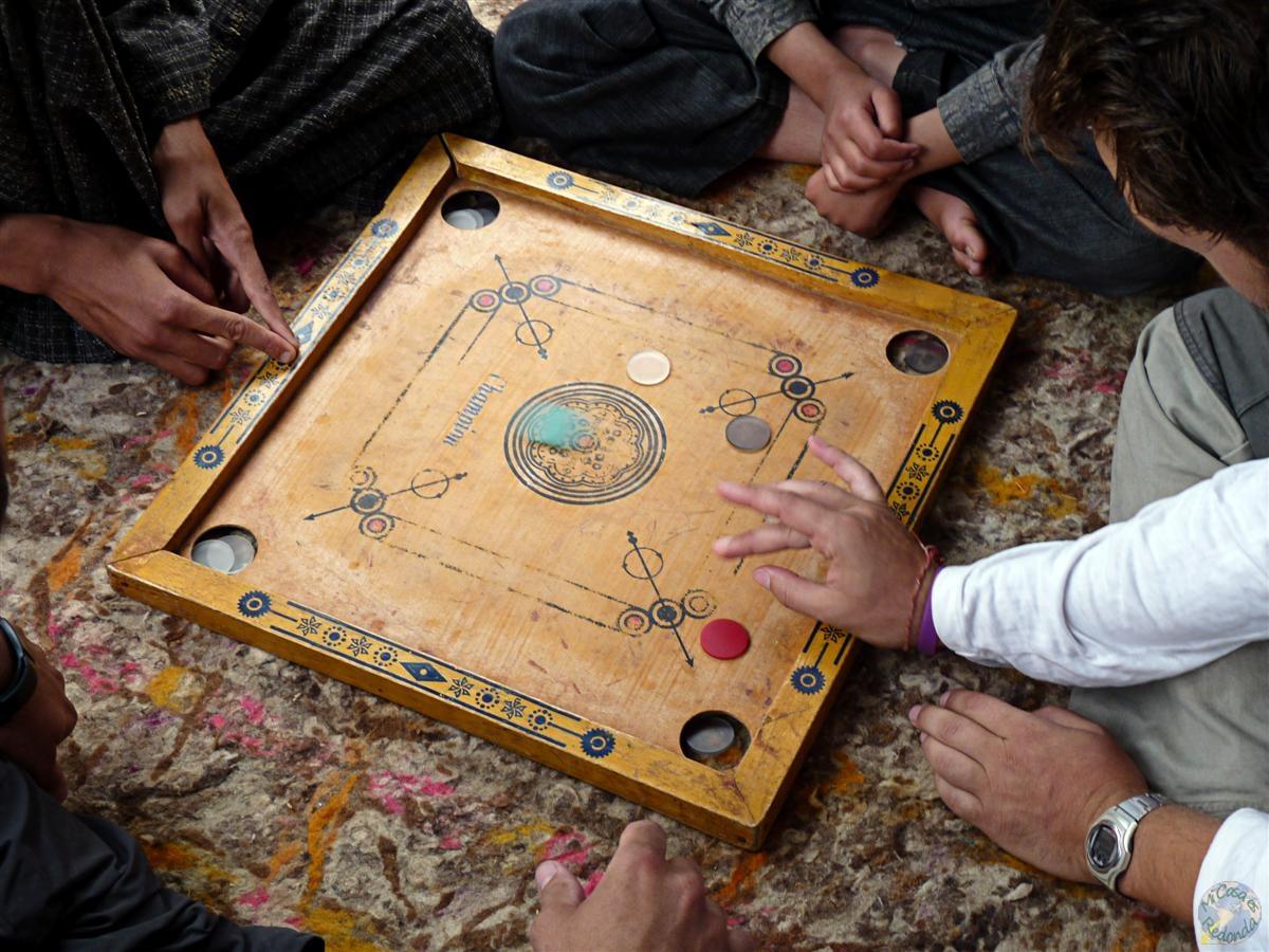 Aprendiendo juegos locales