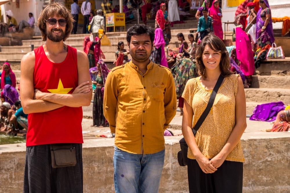 Otro indio deseoso de fotografías