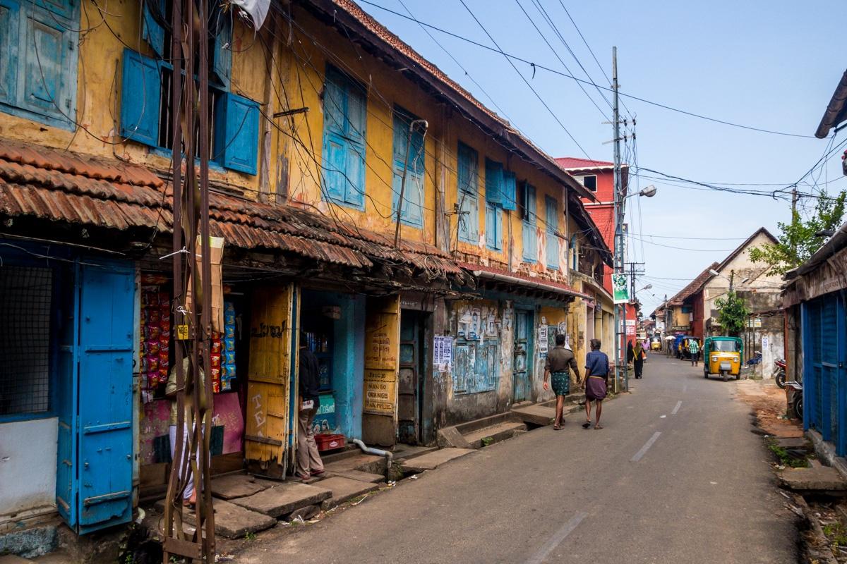 Calles de Kochi