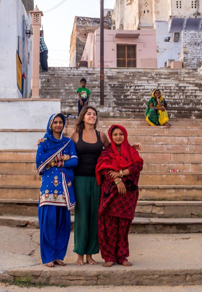 Carol y sus momentos de fama, Pushkar