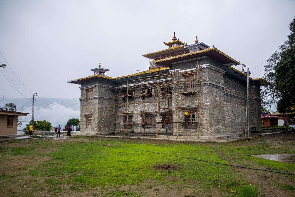 Monasterio de Tashiding, Sikkim