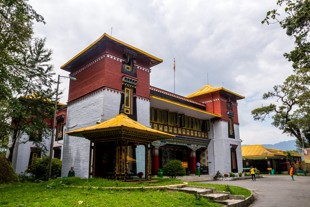Instituto de Tibetología de Gangtok