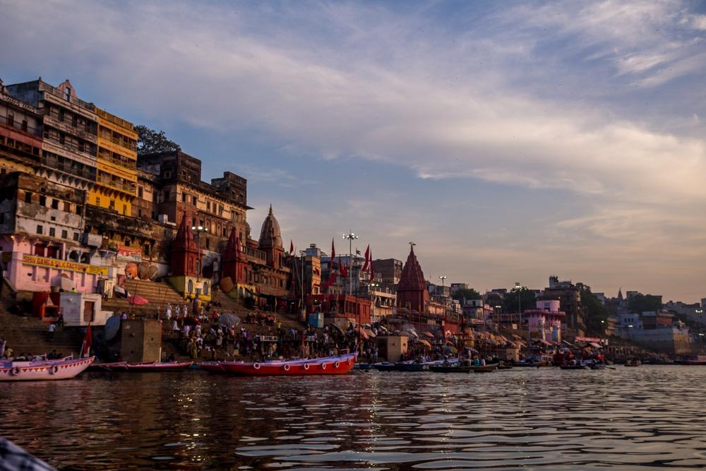 El Ganges en todo su esplendor