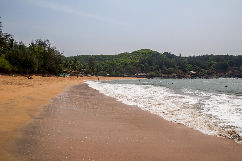Ohm Beach, Gokarna
