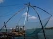 Redes de pesca chinas, Fort Cochi