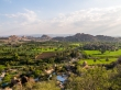 Las vistas desde el Monkey Temple