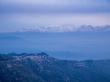 Amanecer hacia el Himalaya, desde Tiger Hill
