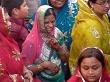 Boda india en la calle