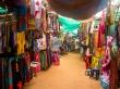 El flea market de los miércoles en Anjuna, Goa