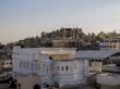 Vistas de Udaipur desde nuestra guesthouse