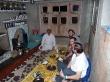 La familia que nos acogió cerca de Pahalgam, Cachemira