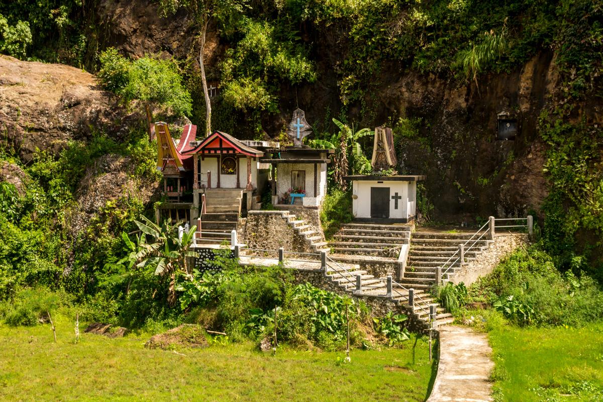 Tumbas en Tana Toraja
