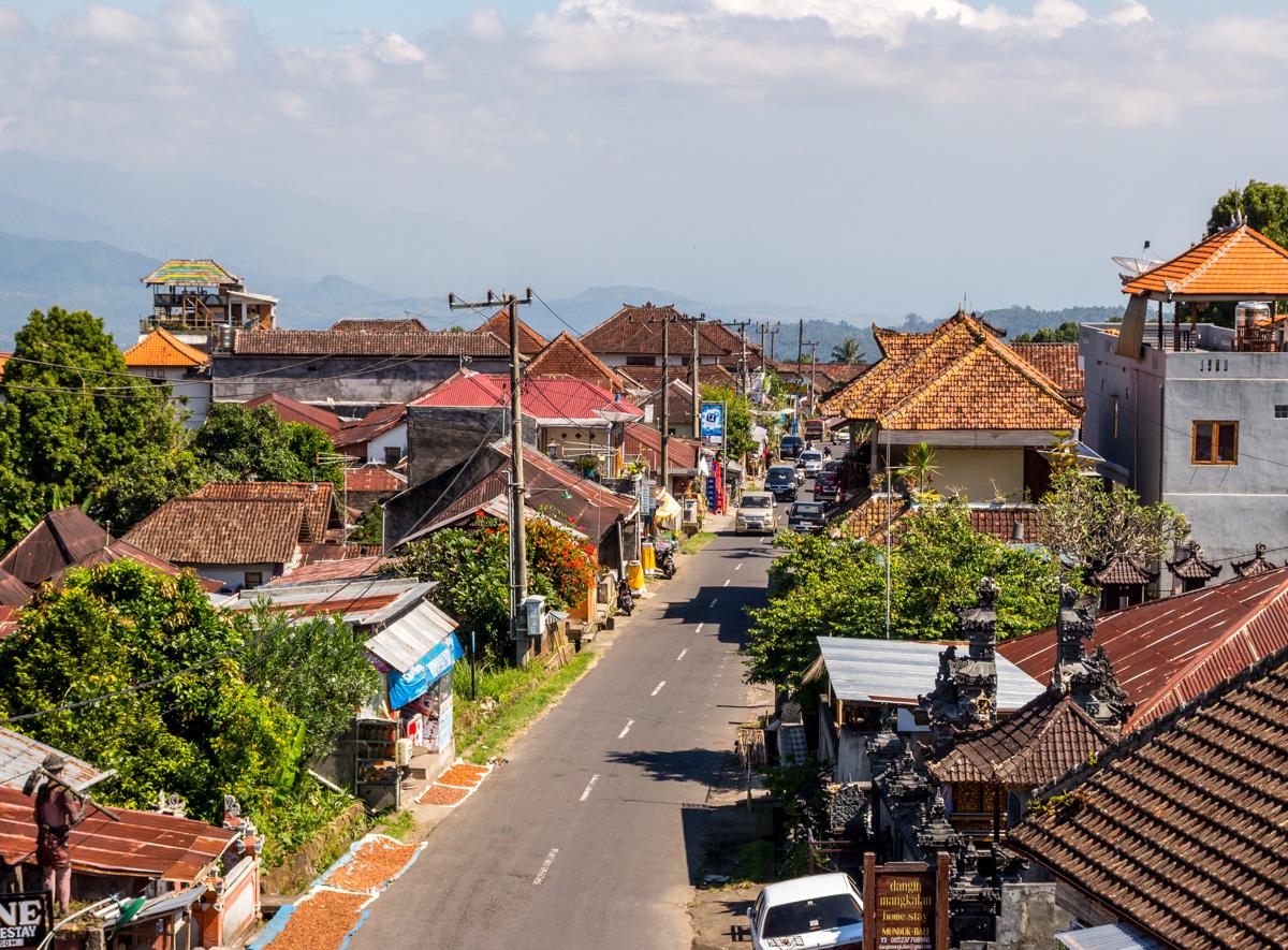 Calles de Munduk, Bali