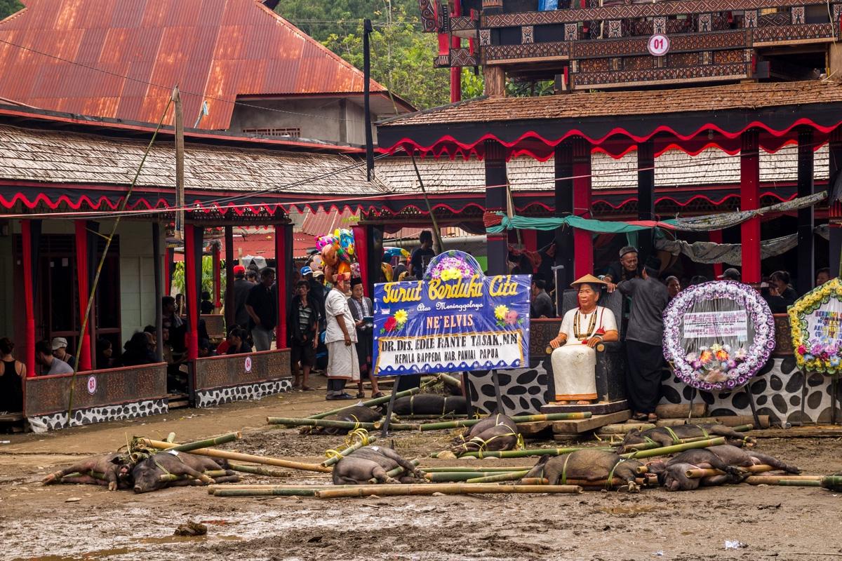 Funeral Tana Toraja