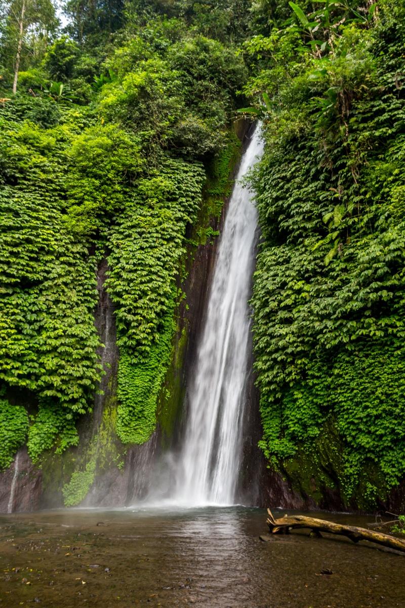 Cataratas en Munduk, Bali