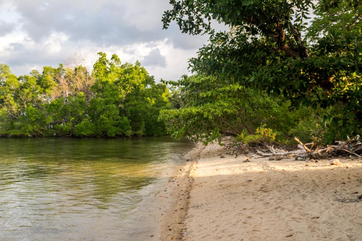Playas de Bunaken, Sulawesi