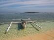 Las barcas locales, Gili Air