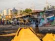 Barrios de chabolas en Yakarta