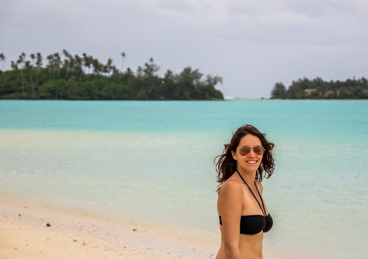 Vamos que se van las nubes! Islas Cook