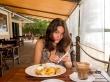 Nuestro mayor lujo fue el desayuno, Islas Cook