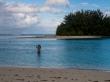 Atardeciendo en la laguna, islas Cook