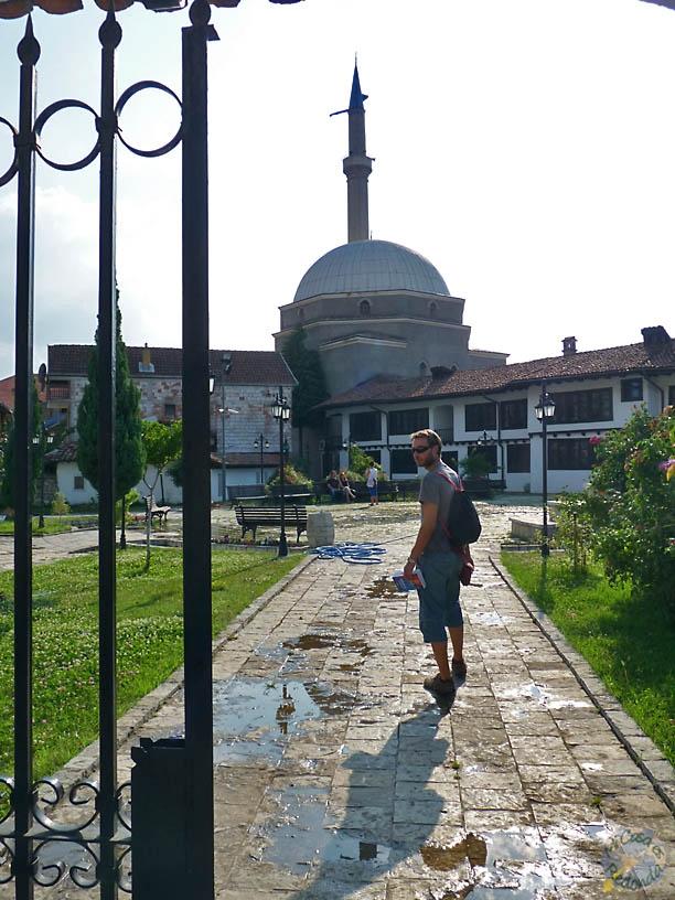 Museo de historia de Albania, en Prizren