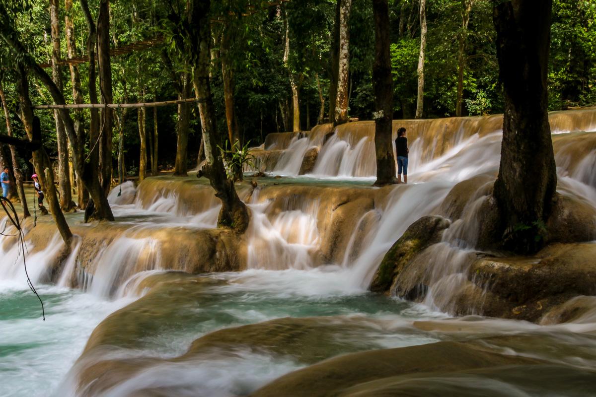 Cascadas de Tad Se, Luang Prabang