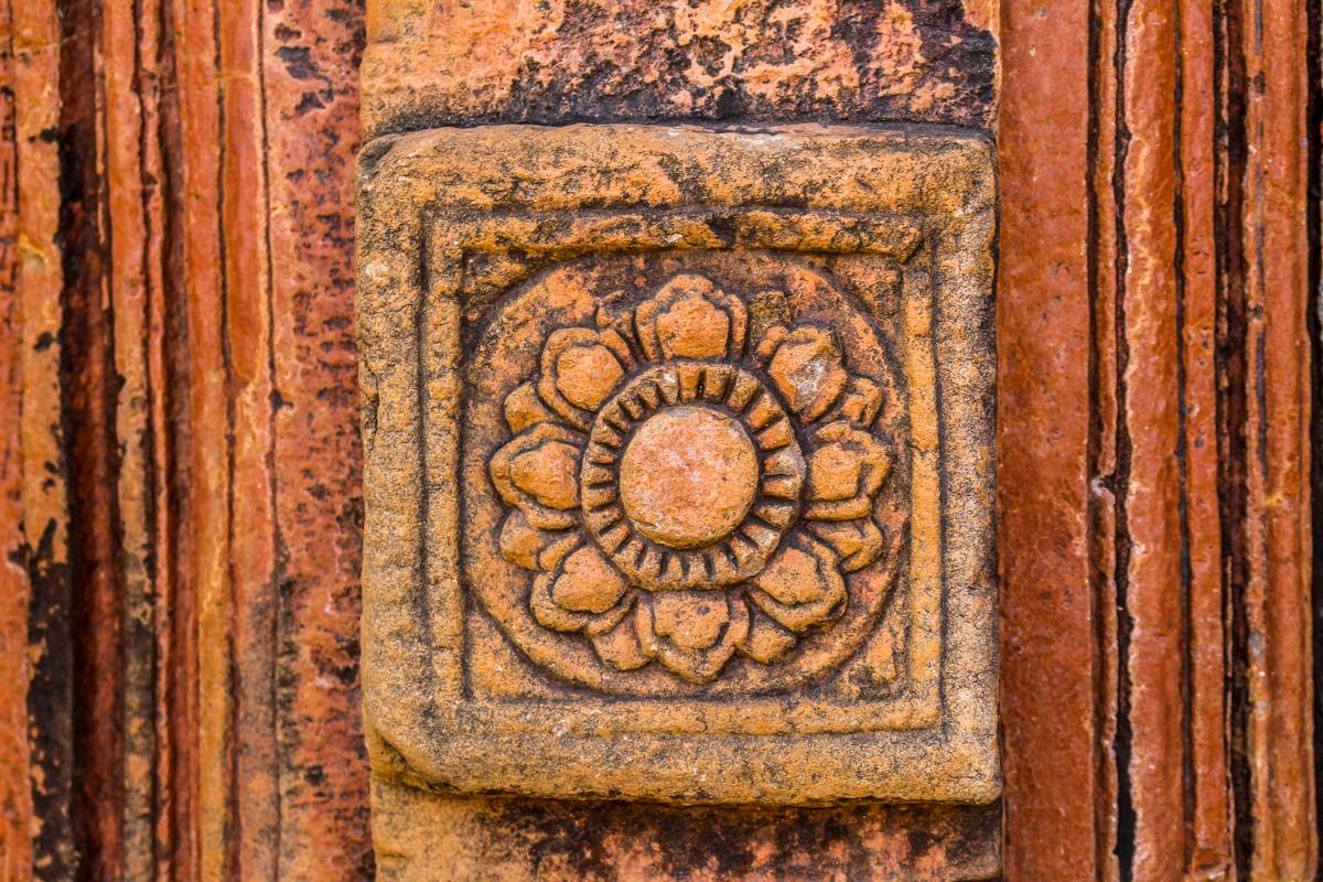 Mosaicos, Vat Phou