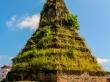 Vieja Stupa en el Chateu du Laos, Vientiane
